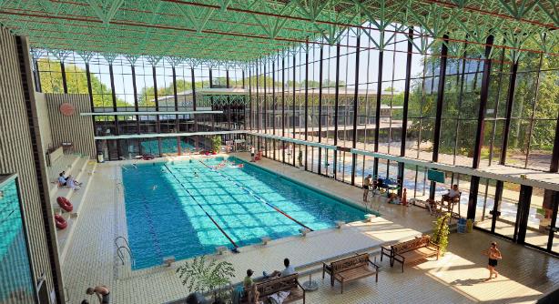 fitness world svømmehal